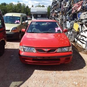 Αυτοκίνητο για ανταλλακτικά Nissan Almer...