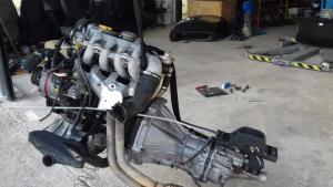 Κινητήρας Nissan Vanette Cargo 2.3 Diese...